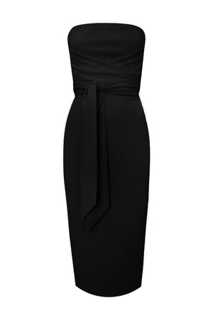 Piper Lane - Baron Midi Dress - Black