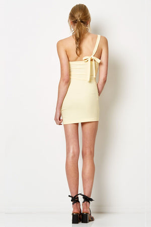 Bec & Bridge - Bonita Mini Dress - Butter