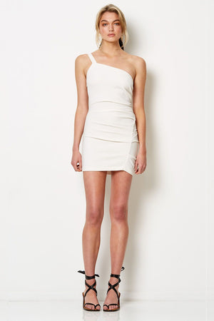 Bec & Bridge - Bonita Mini Dress - Ivory