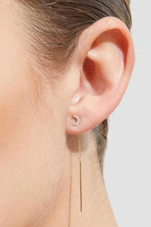By Charlotte - 14k Gold Earring Threader