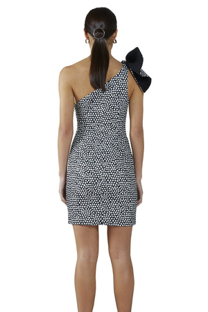 By Johnny - Spotty Dotty Shoulder Dress