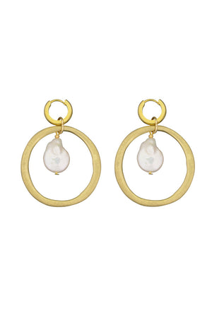 Brie Leon - Fresh O Earrings PRE-ORDER