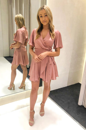 Piper Lane - Betty Dress - Dust