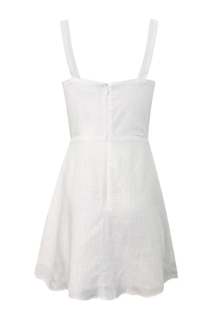 Piper Lane - Cali Dress - Ivory
