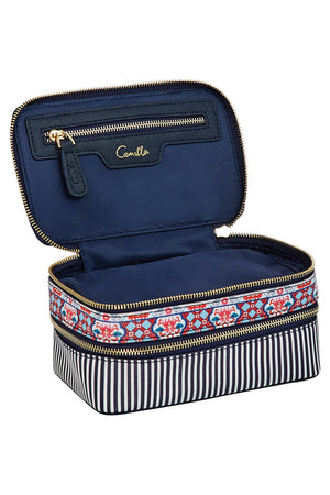 Camilla - Cosmetic Case - The Lonely Wild