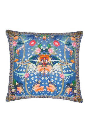 Camilla  - Large Square Cushion - Faraway Florals