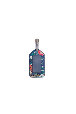 Camilla - Luggage Tag & Passport Wallet - Faraway Florals