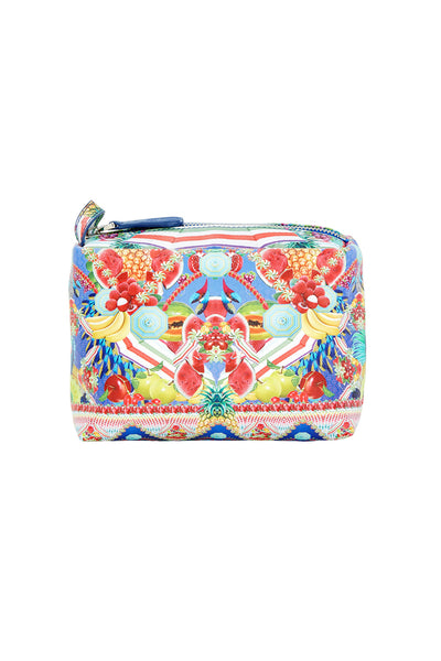 Camilla - Small Makeup Bag - Rio Riot