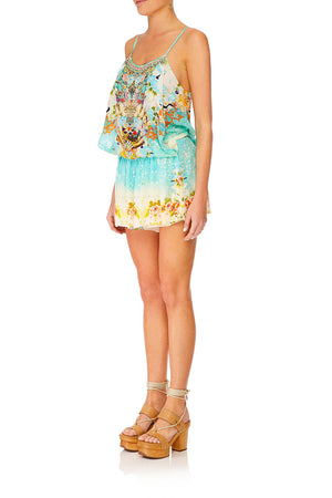 Camilla - Shoestring Playsuit - Retro's Rainbow