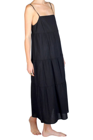 Museum Clothing - Capri Dress - Black