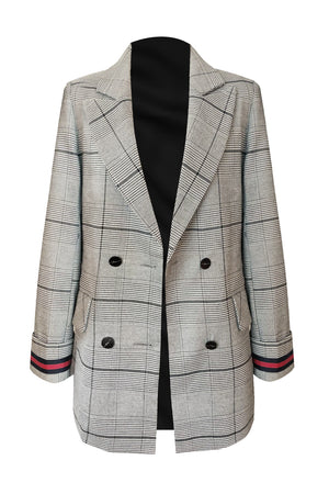 Piper Lane - Capri Check Blazer