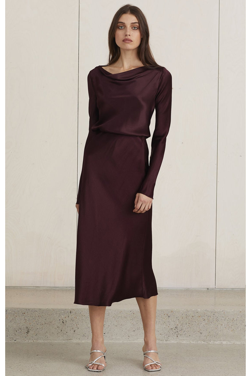 Bec & Bridge - Caroline Top - Plum
