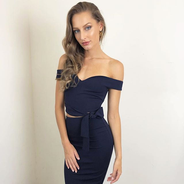 Piper Lane - Adele Off Shoulder Bustier