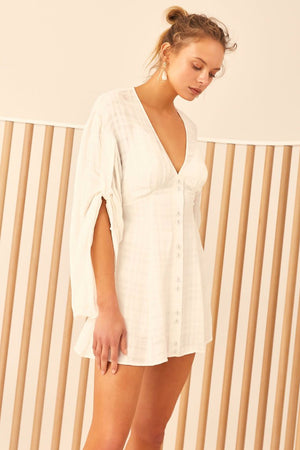 C/meo Collective - Heart Breaker SS Dress