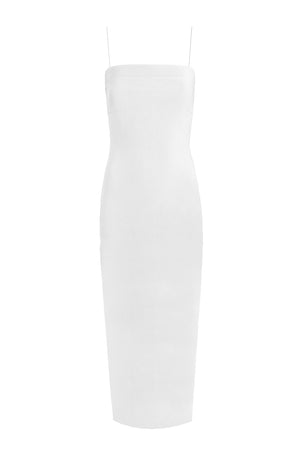 Piper Lane - Coco Midi Dress - Ivory