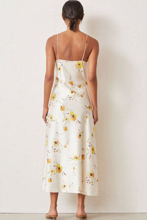 Bec & Bride - Colette Wrap Midi Dress - Print