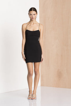 Bec & Bridge - Dominique Mini Dress - Black