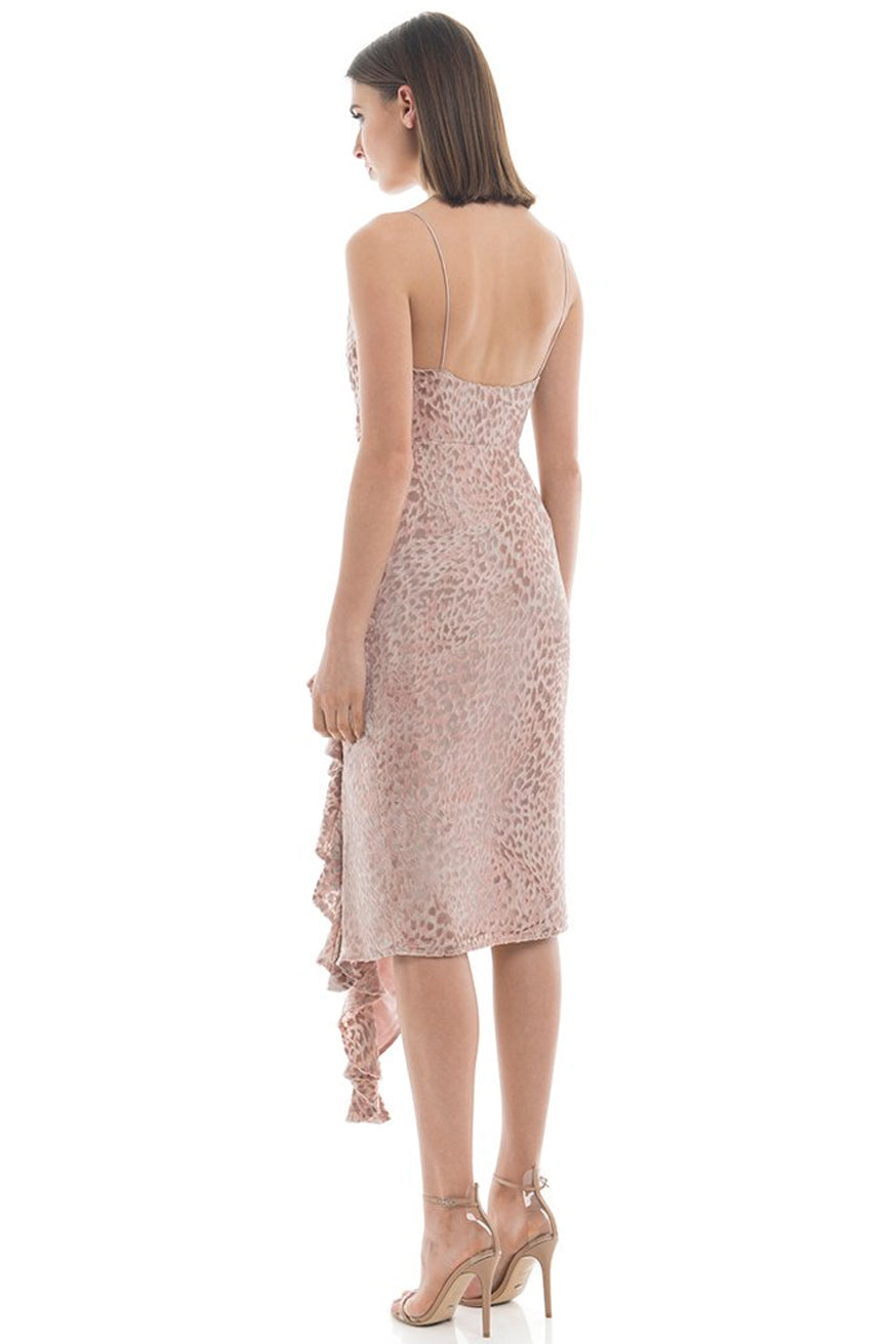 Misha Collection - Emilia Slip Dress - Blush