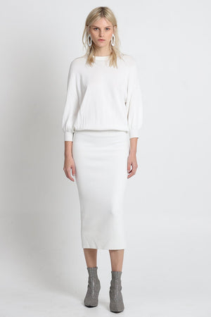 Vestire - Excuse Me Midi Dress - White