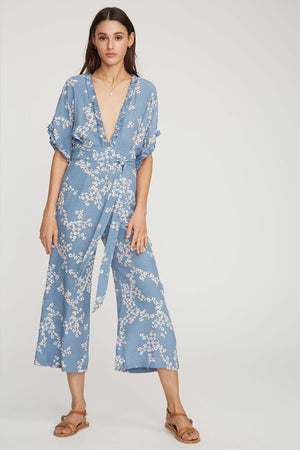 Faithfull The Brand - La Villa Jumpsuit - Cap Estelle Floral