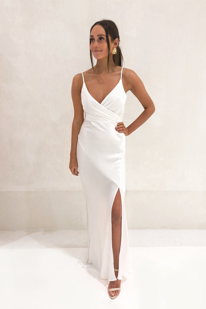 Piper Lane - Cameron Gown - Ivory