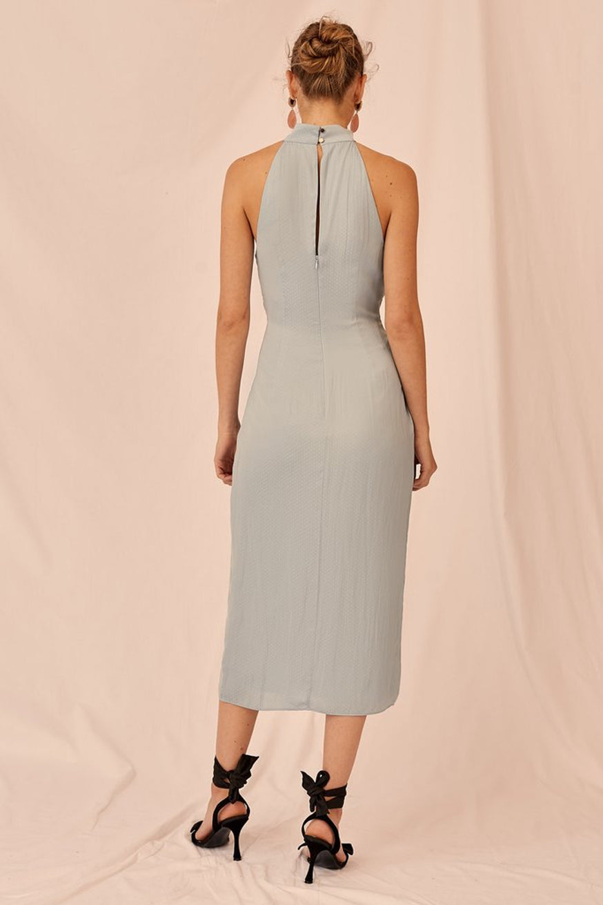 Keepsake - Gracious Midi Dress - Powder Blue