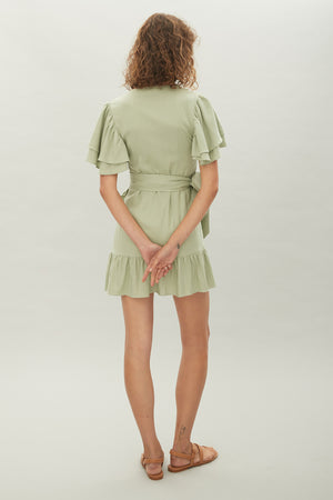Hansen & Gretel - Jodie Dress - Botanic