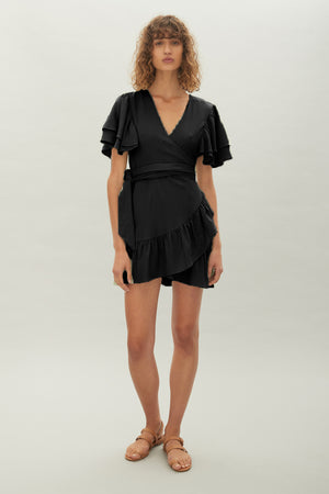 Hansen & Gretel - Jodie Dress - Black