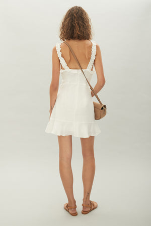 Hansen & Gretel - Saint Dress - White