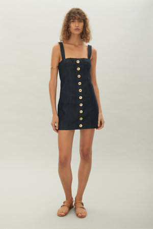 Hansen & Gretel - Viper Dress - Denim