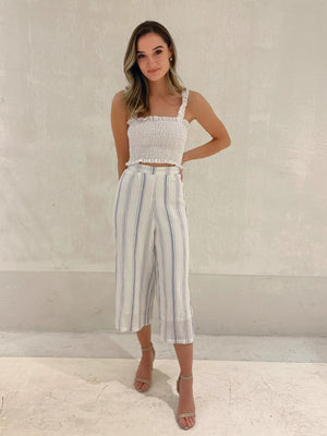MALIN - Morgan Culottes - Stripe