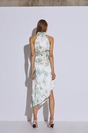 C/meo Collective - In Bloom Dress - Cream Washed Floral