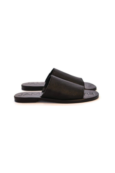 James Smith - Off Duty Pool Slide - Black/Black