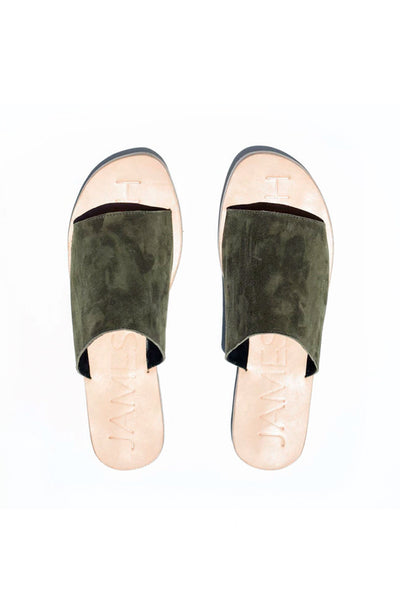 James Smith - Off Duty Pool Slide - Khaki