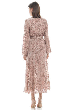 Misha Collection - Kelsie Dress - Blush