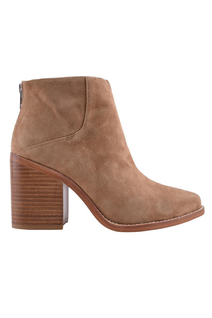 Sol Sana - Leo Boots - Tobacco Suede