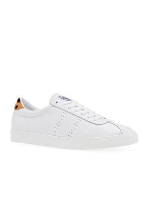 Superga - 2843 Comflealeopardu - White-Brown