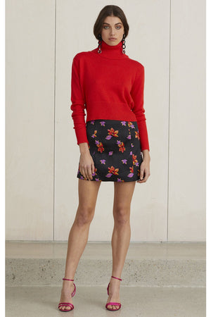 Bec & Bridge - Love Crush Mini Skirt