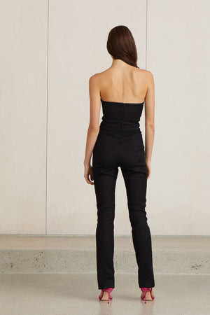 Bec & Bridge - Madame Noir Jumpsuit
