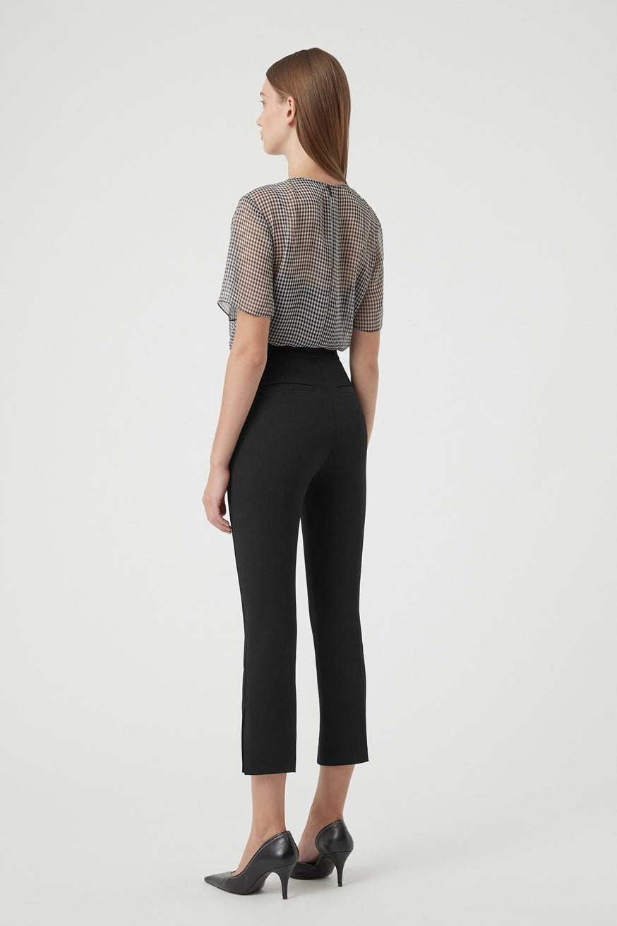 Camilla and Marc - The Marsh Trouser - Black