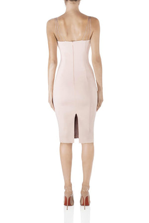 Misha Collection - Dylan Dress - Blush