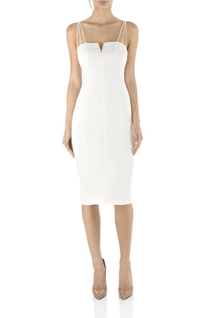 Misha Collection - Dylan Dress - Ivory