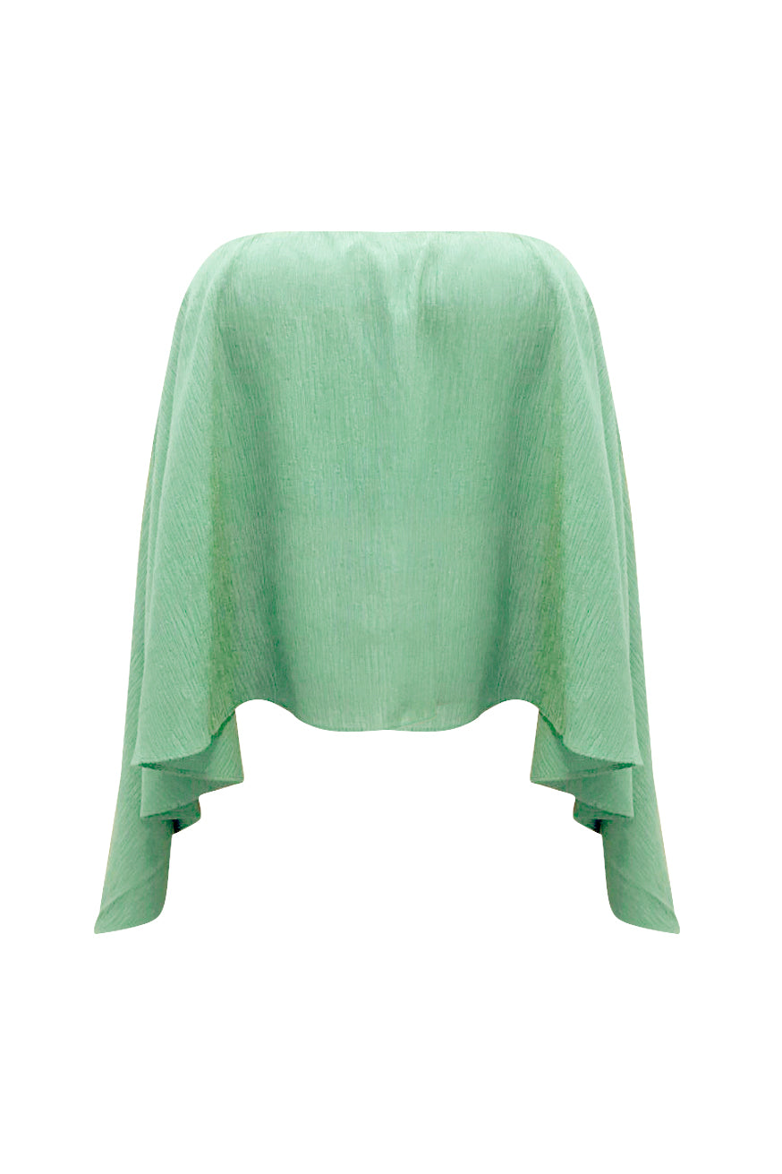 Piper Lane - Nammos Strapless Top - Mint