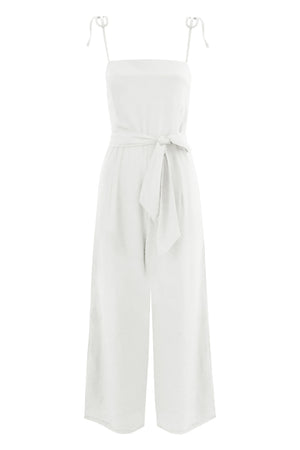 Piper Lane - Nicola Jumpsuit - Ivory