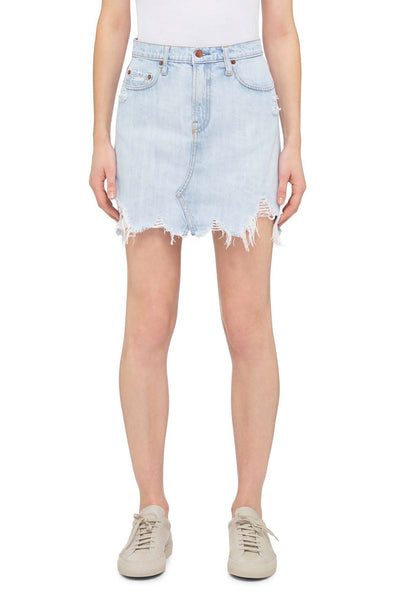 Nobody Denim - Piper Skirt - Vanish