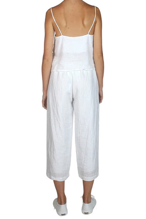 Museum Clothing - Pacific Pant - White