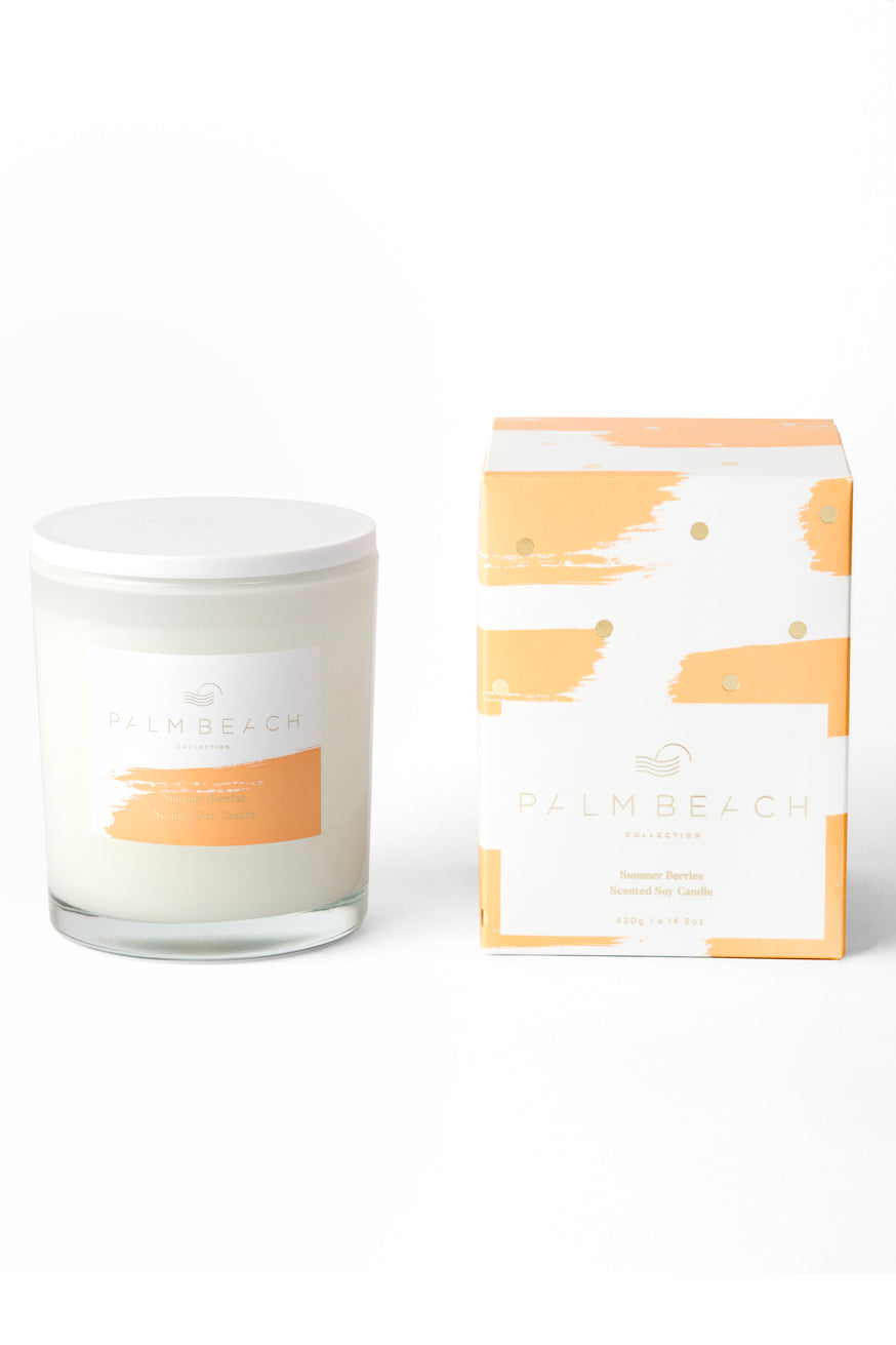 Palm Beach Collection - Standard Candle - Summer Berries LIMITED EDITION