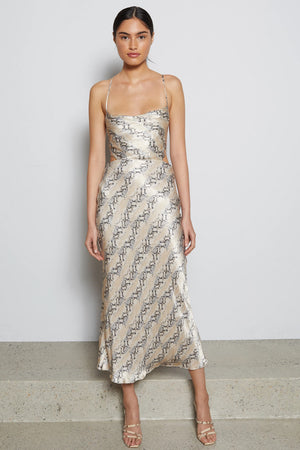 Bec & Bridge - Python Midi Dress