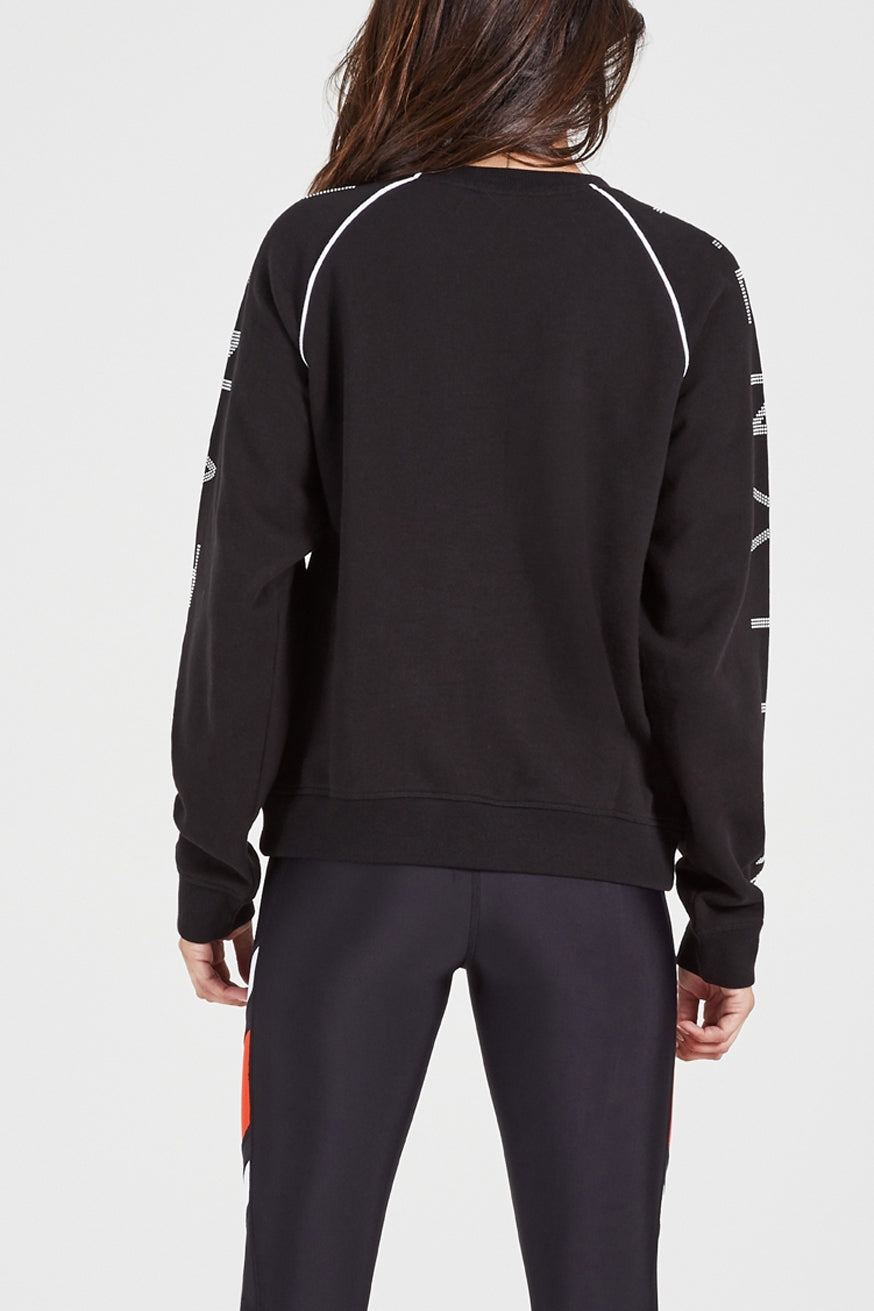P.E Nation - Highline Sweat - Black