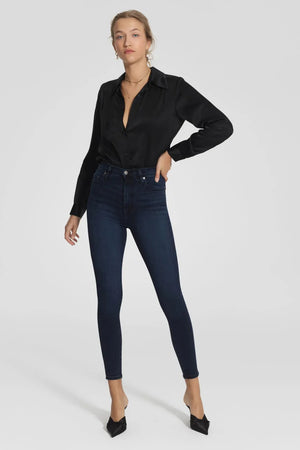 Nobody Denim - Siren Skinny Ankle - Rebel
